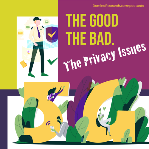 5G - The Good, the Bad, and the Privacy Issues