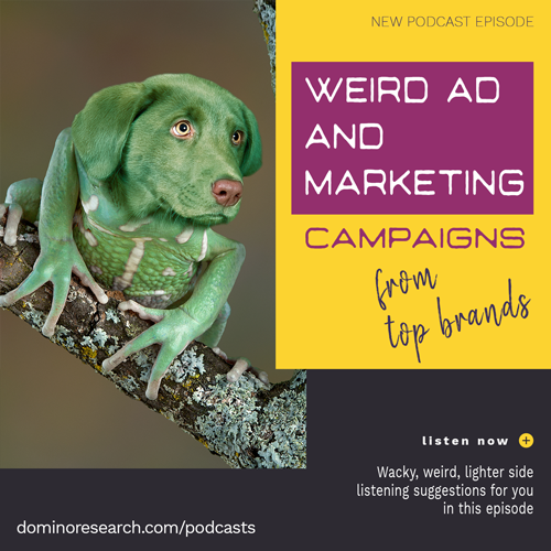 Weird Marketing Campaigns from Big Brands