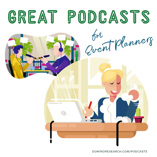 Great Podcasts for Event Planners